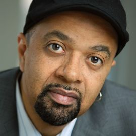 James McBride Headshot