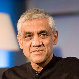 Vinod Khosla Headshot