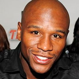 Floyd Mayweather, Jr. Headshot