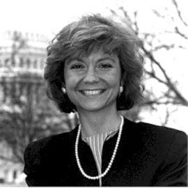 Susan Molinari Headshot