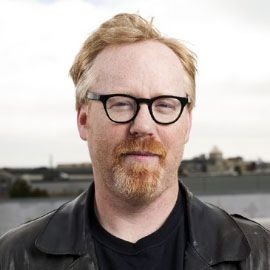 Adam Savage Headshot