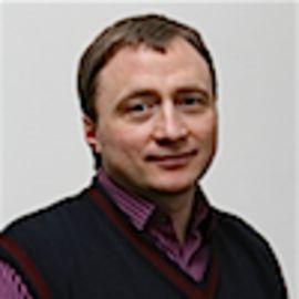 Dr. Vladimir Liubarov Headshot