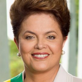 Dilma Rousseff Headshot