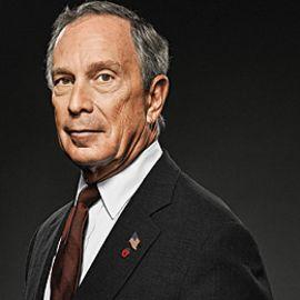 Michael Bloomberg Headshot
