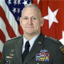 Lt. General Jerry Boykin Headshot