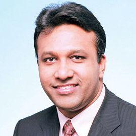 C. Raj Kumar Headshot