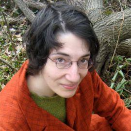 Myla Goldberg Headshot