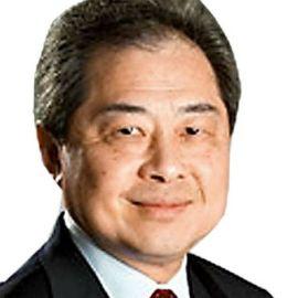 Edward C. Chow Headshot