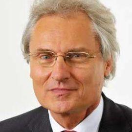 Henning Kagermann Headshot