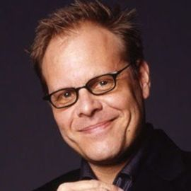 Alton Brown Headshot