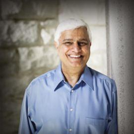 Ravi Zacharias Headshot