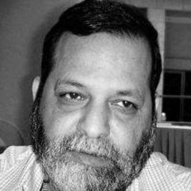 Amitabha Sadangi Headshot