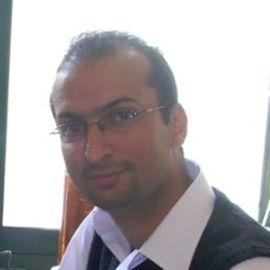 Aref Husseini Headshot