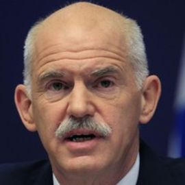 George Papandreou Headshot