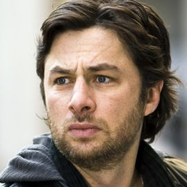 Zach Braff Headshot