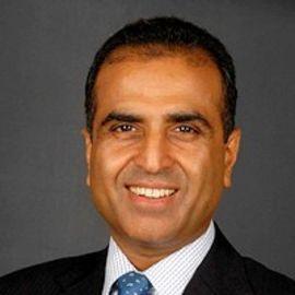 Sunil Bharti Mittal Headshot