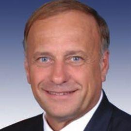 Rep. Steve King Headshot