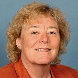 Rep. Zoe Lofgren Headshot