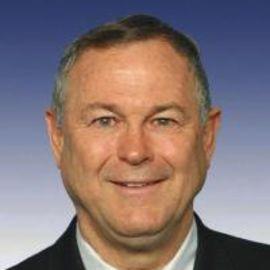 Rep. Dana Rohrabacher Headshot