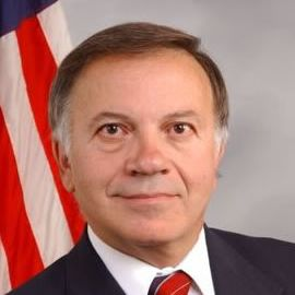 Rep. Tom Tancredo Headshot