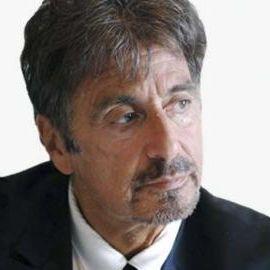Al Pacino Headshot