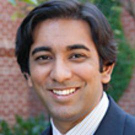 Bidhan L. Parmar Headshot