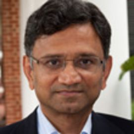 Sankaran Venkataraman Headshot