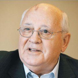 Mikhail Gorbachev Headshot