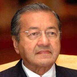 Mahathir Bin Mohamad Headshot