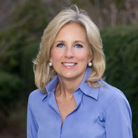 Dr. Jill Biden Headshot