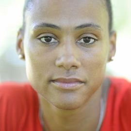 Marion Jones Headshot