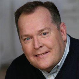 John Sweeney Headshot