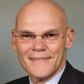 James Carville Headshot