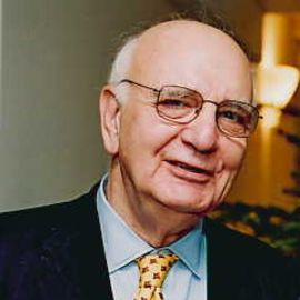 Paul Volcker Headshot