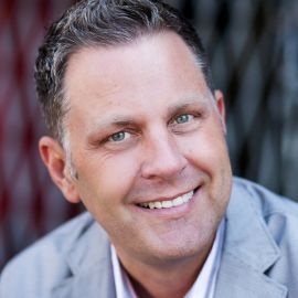 Mike Dilbeck Headshot