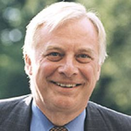 Christopher Patten Headshot