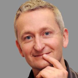 Mike Catton Headshot