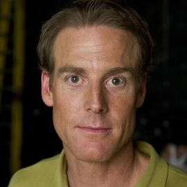 Stephen Koch Headshot