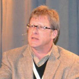Bernard Martin Headshot