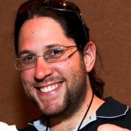 Ariel Ben Horesh Headshot