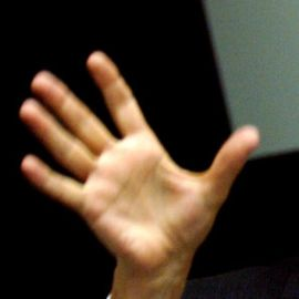 Paul Keating Headshot