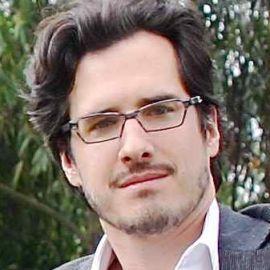 Dr. Peter Drobac Headshot
