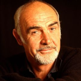 Sean Connery Headshot