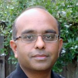 Ashok Srivastava Headshot