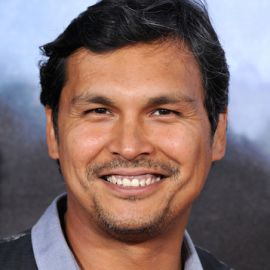 Adam Beach Headshot