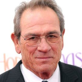 Tommy Lee Jones Headshot
