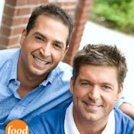 Bobby and Jamie Deen Headshot