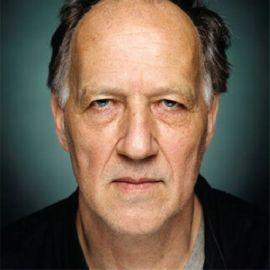 Werner Herzog Headshot