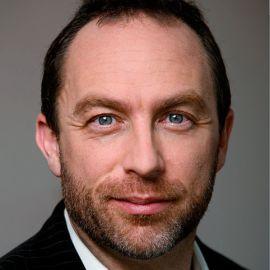 Jimmy Wales Headshot