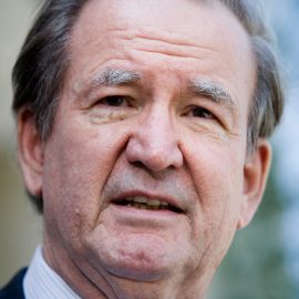Patrick Buchanan Headshot